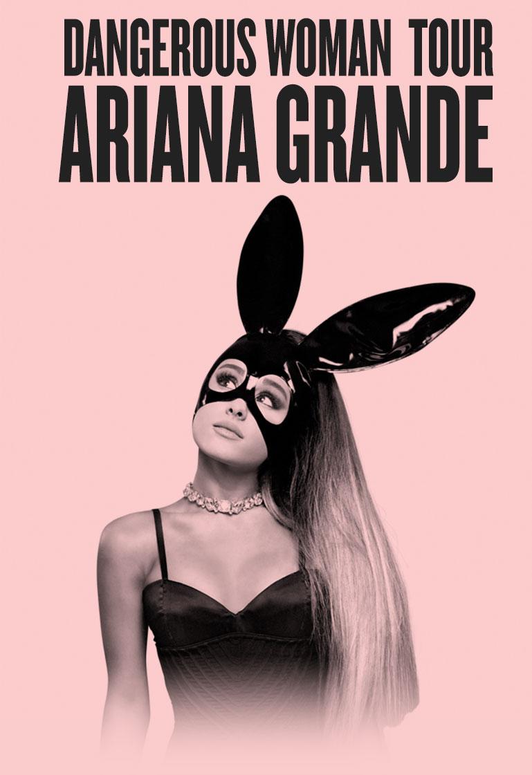 Concierto Ariana Grande - Santiago de Chile 2017