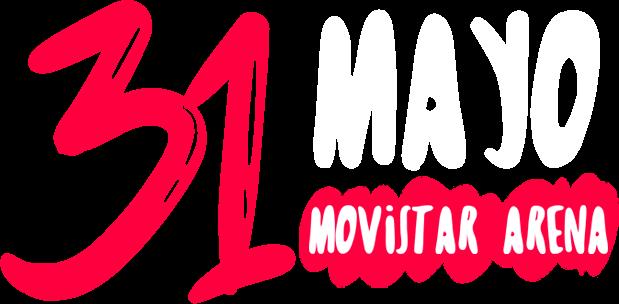 Nicky Jam - Becky G - Manuel Turizo | Movistar Arena - Viernes, 31 de mayo 21:00 hrs.