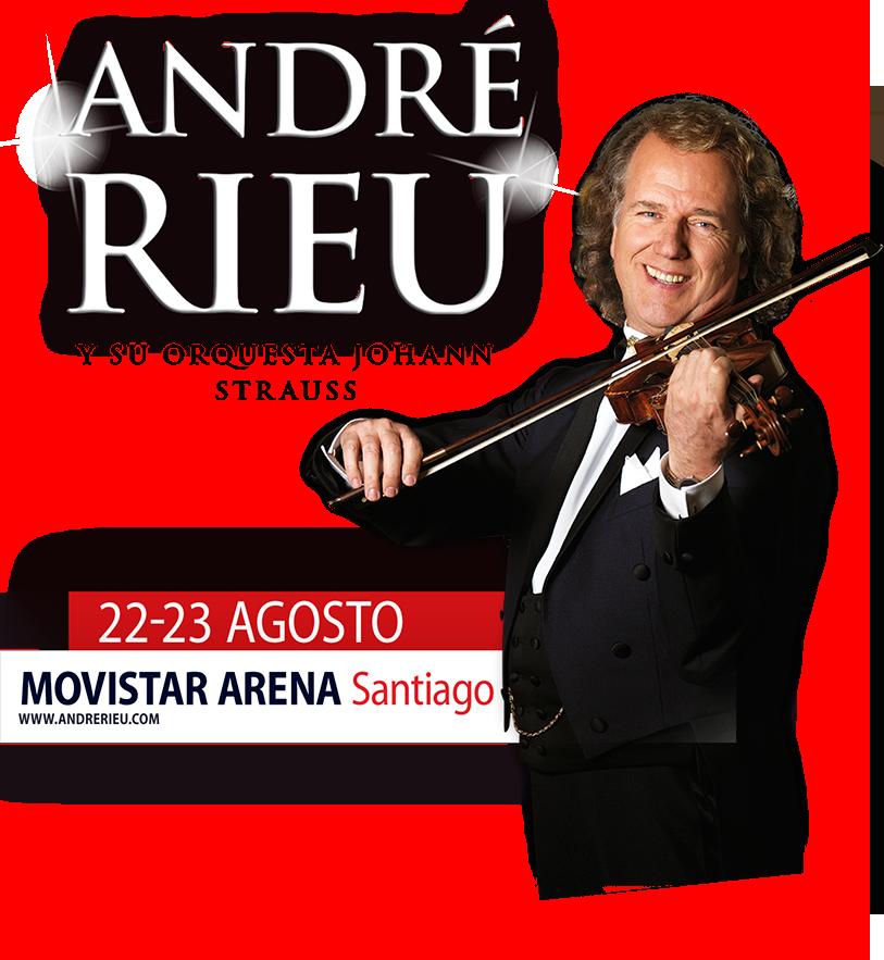 André Rieu y su orquesta