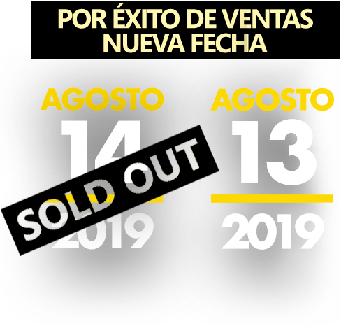 Movistar Arena - 14 de agosto 2019