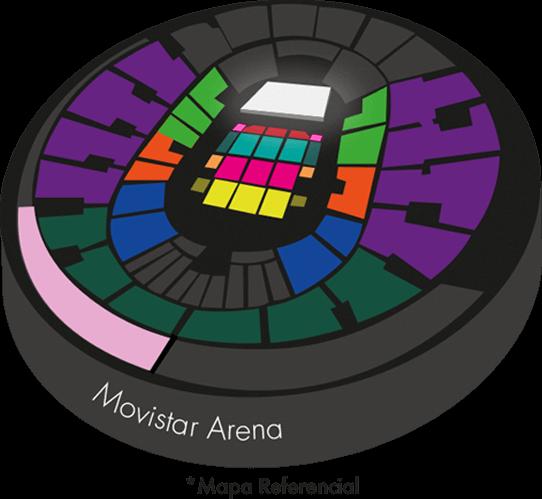 Movistar Arena   Imagen referencial