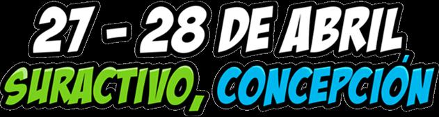 27 y 28 de Abril en Suractivo, Concepción