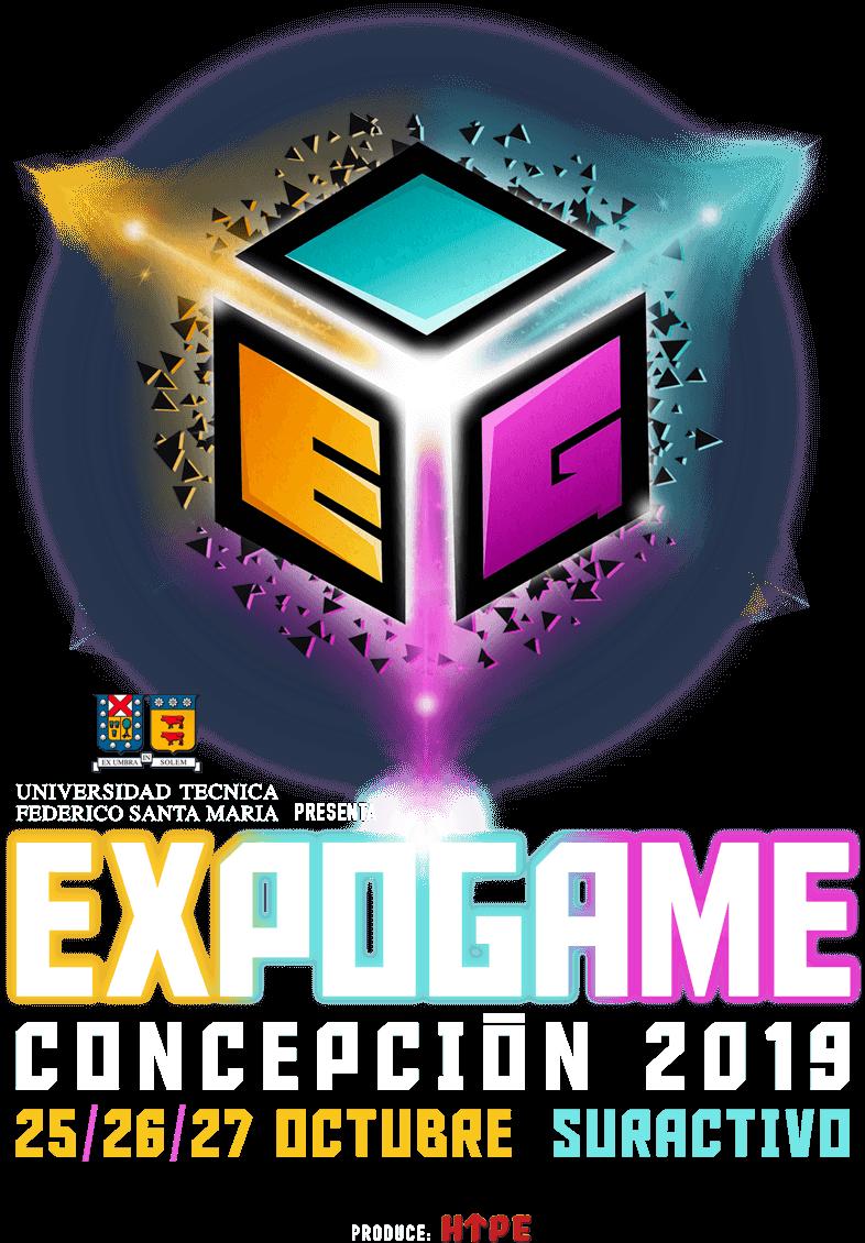 Expogame Concepción 2019 | 25, 26 y 27 de octubre | Suractivo