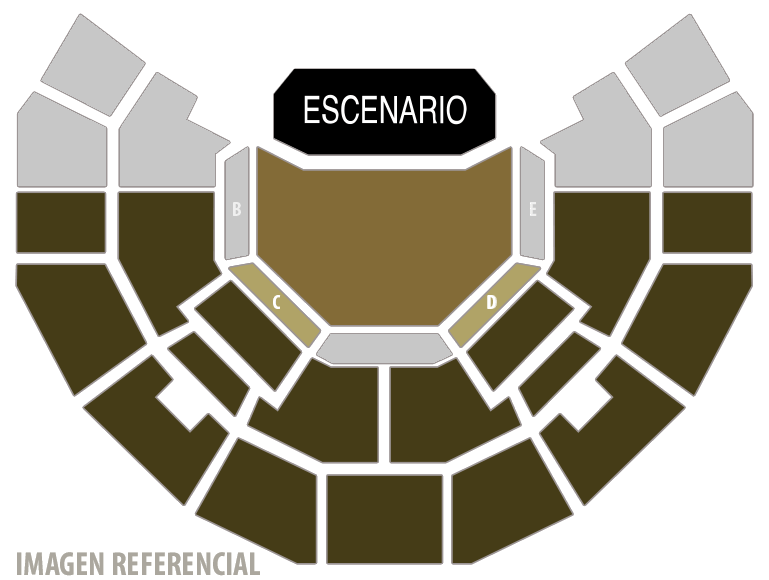 Teatro Caupolicán | Imagen referencial
