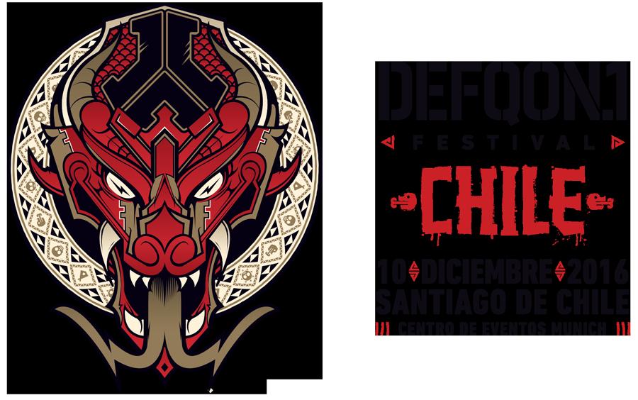 DEFQON1 Chile 2016 - 10 Diciembre 2016, Centro de eventos Munich