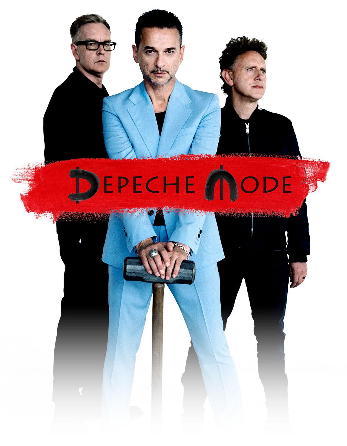 Concierto Depeche Mode - Santiago de Chile 2018