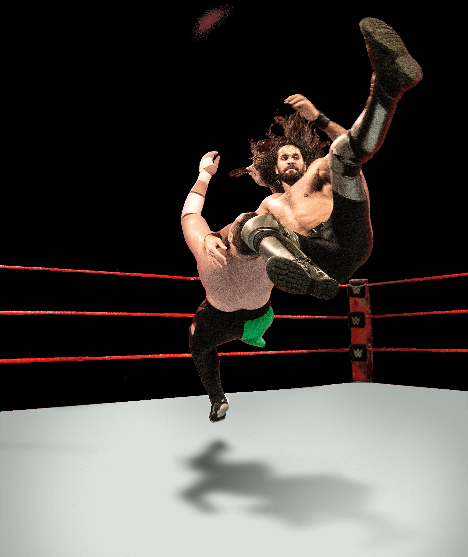 WWE en Chile 2018
