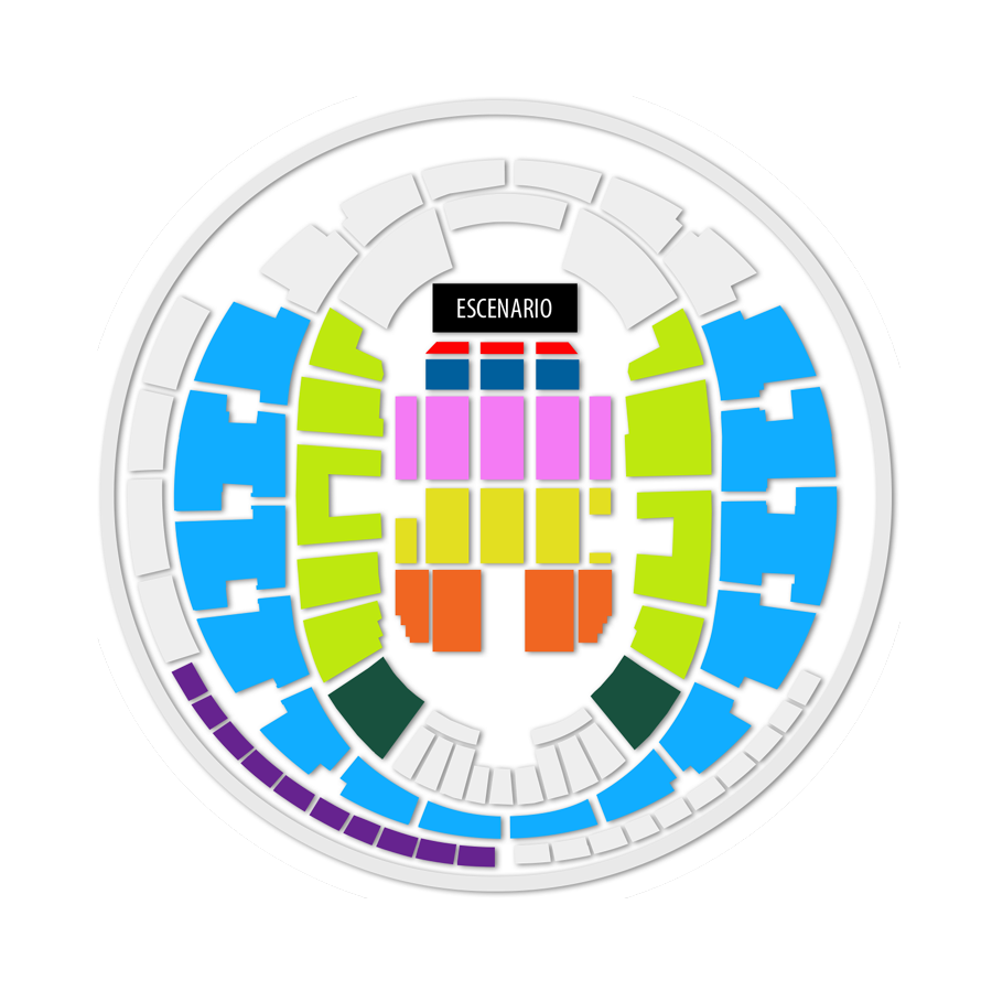 Pablo Alboran | Movistar Arena, Santiago Chile