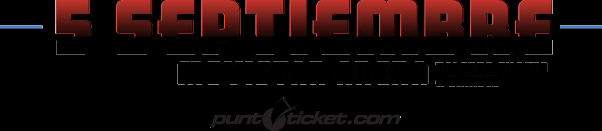 5 de septiembre 2019 -  Movistar Arena