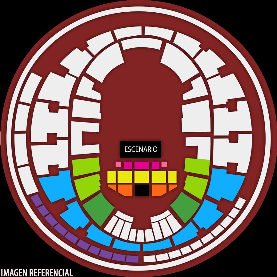 Estadio Nacional | Imagen referencial
