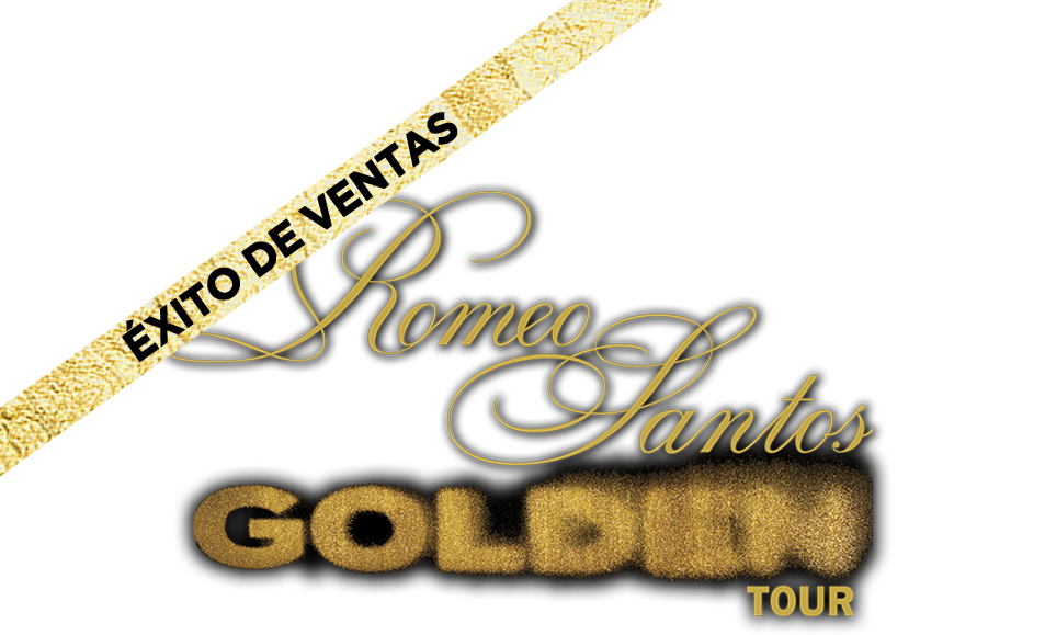 Entradas Romeo Santos en Chile - Golden Tour