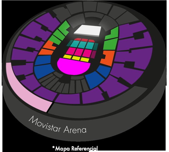 Movistar Arena Los Fabulosos Cadillacs Entradas