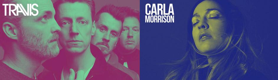 Travis y Carla Morrison en vivo en Santiago Festival fiiS 2016