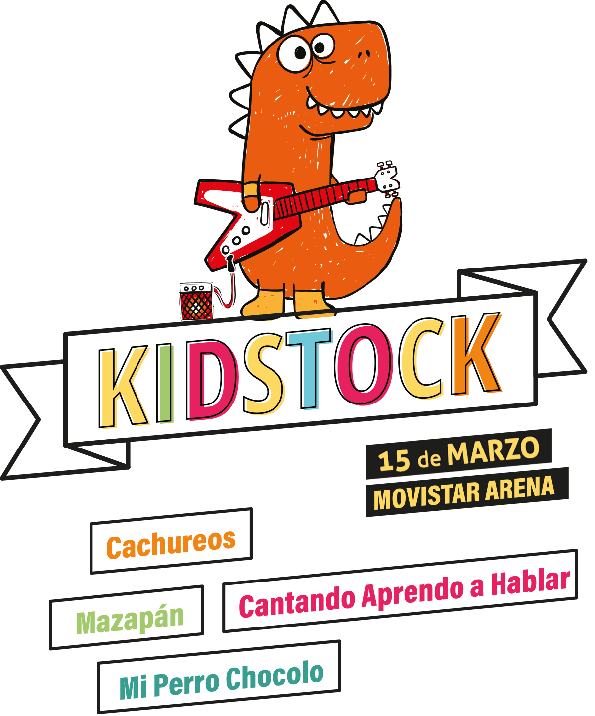 Festival Kidstock | 27 de octubre 2019 - Movistar Arena