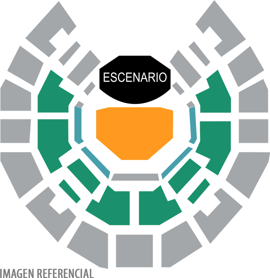 Teatro Teletón | Imagen referencial