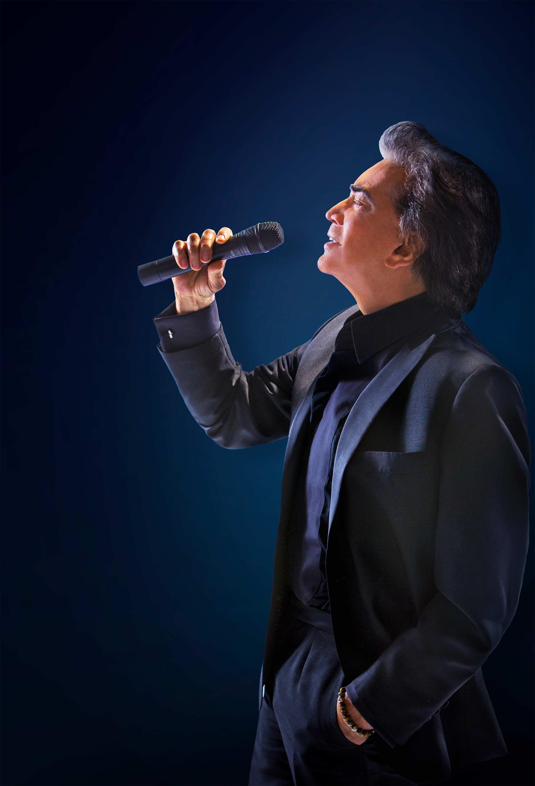 <José luis Rodriguez - 17 de Agosto - Movistar Arena