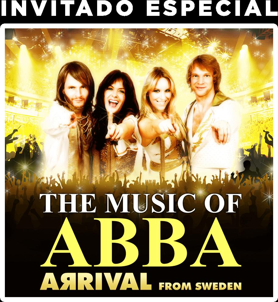 Invitado especial: The music of Aba