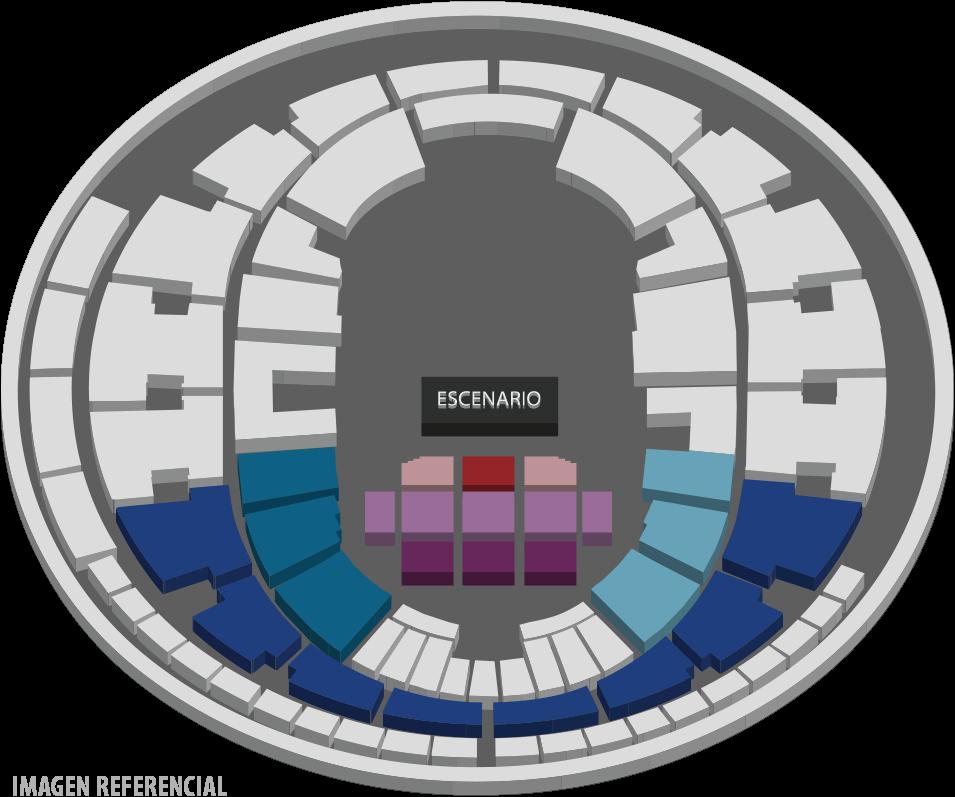Movistar Arena | Imagen referencial