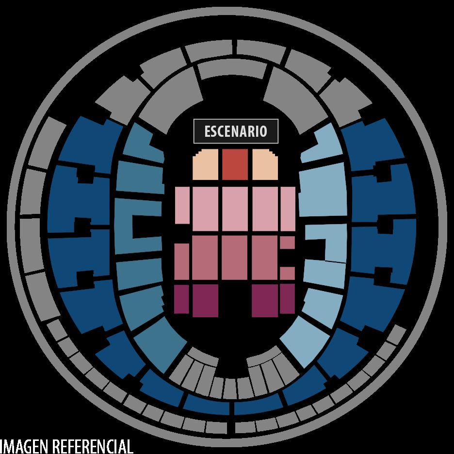 Julio Iglesias | The 50 Year Anniversary | Movistar Arena
