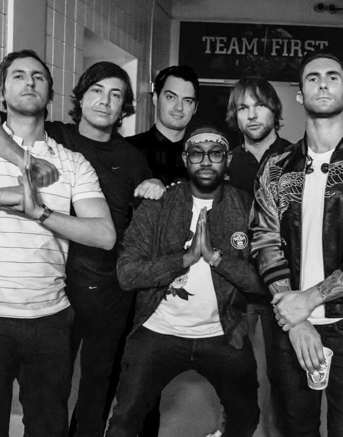 Maroon 5 - Jueves 27 de febrero
