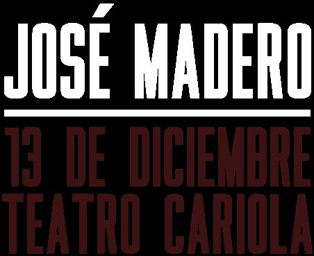 13 de Diciembre - Teatro Cariola, Santiago