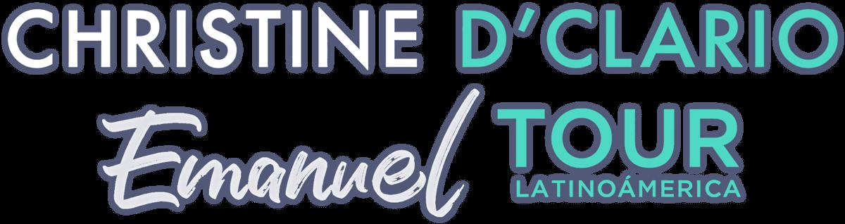 Christine D'Clario Emanuel Tour