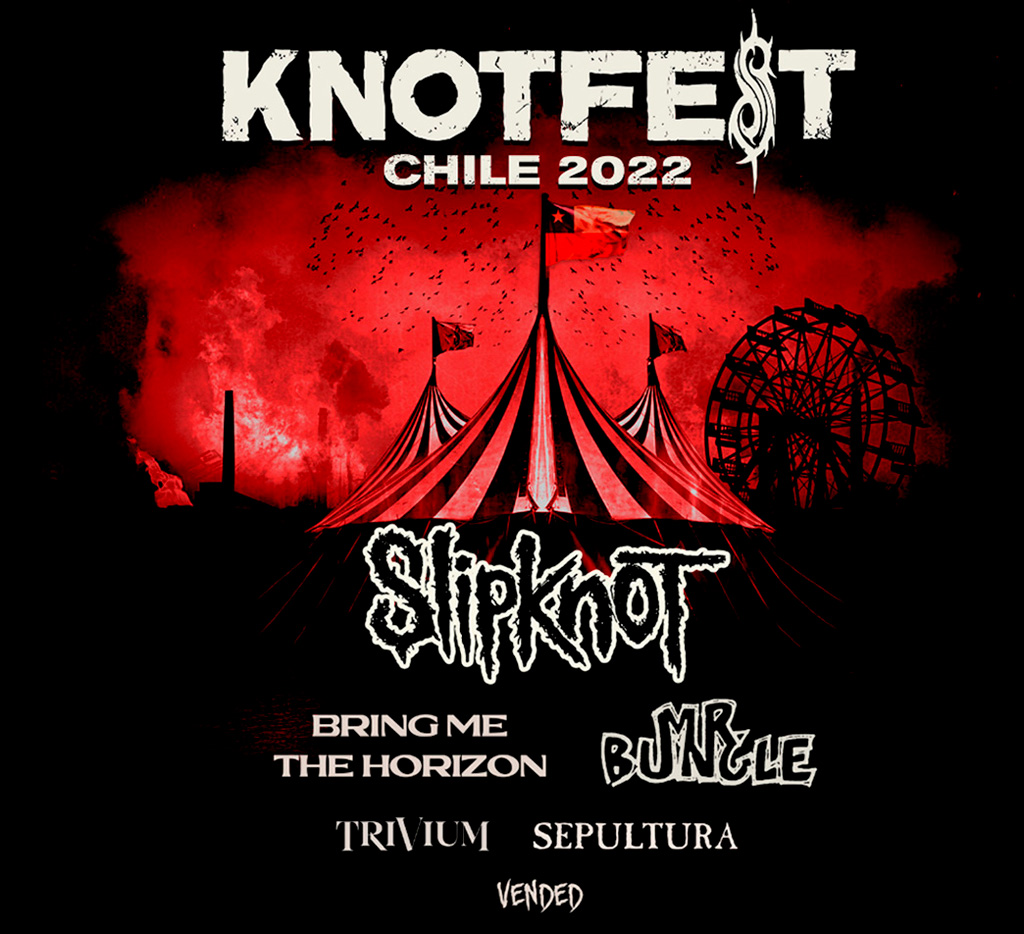 knotfest chile 2022