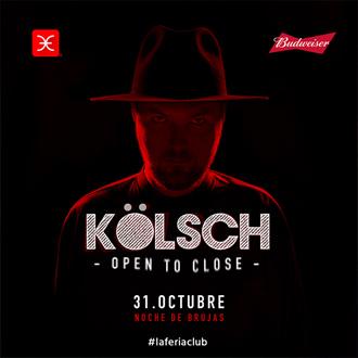 31 octubre - Kolsch