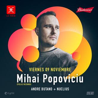 09 noviembre - Mihai Popviciu