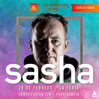 28 de febrero - Sasha