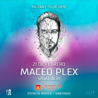 21 de febrero - Maceo Plex
