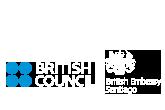 Patrocinan: Embajada Británica y British Council