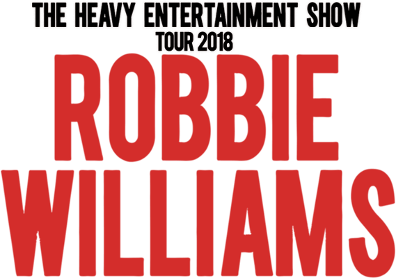 Entradas Robbie Williams en Chile - Tickets tour 2018