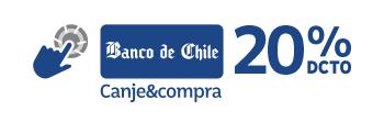 20% de descuento pagando con tarjetas Banco de Chile en la compra de entradas para Aurora en Chile, el 26 de Mayo 2019 en el Teatro La Cúpula