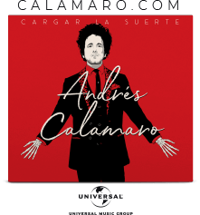 Andrés Calamaro - Calamaro.com
