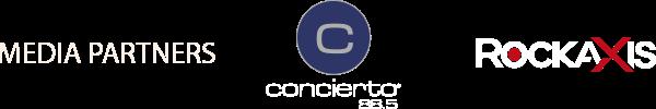 Media Partners: Radio Concierto 88.5 - Rockaxis