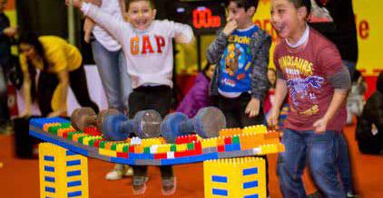 ESCENARIO LEGO® MIKE