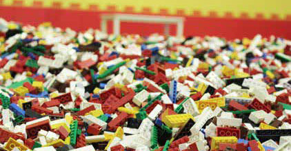 Piscina LEGO®