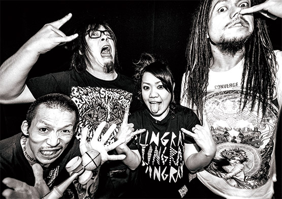 Maximum the Hormone en vivo en Chile