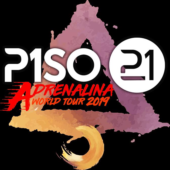 Piso21 - 14 de Junio 2019 - Movistar Arena, Santiago de Chile