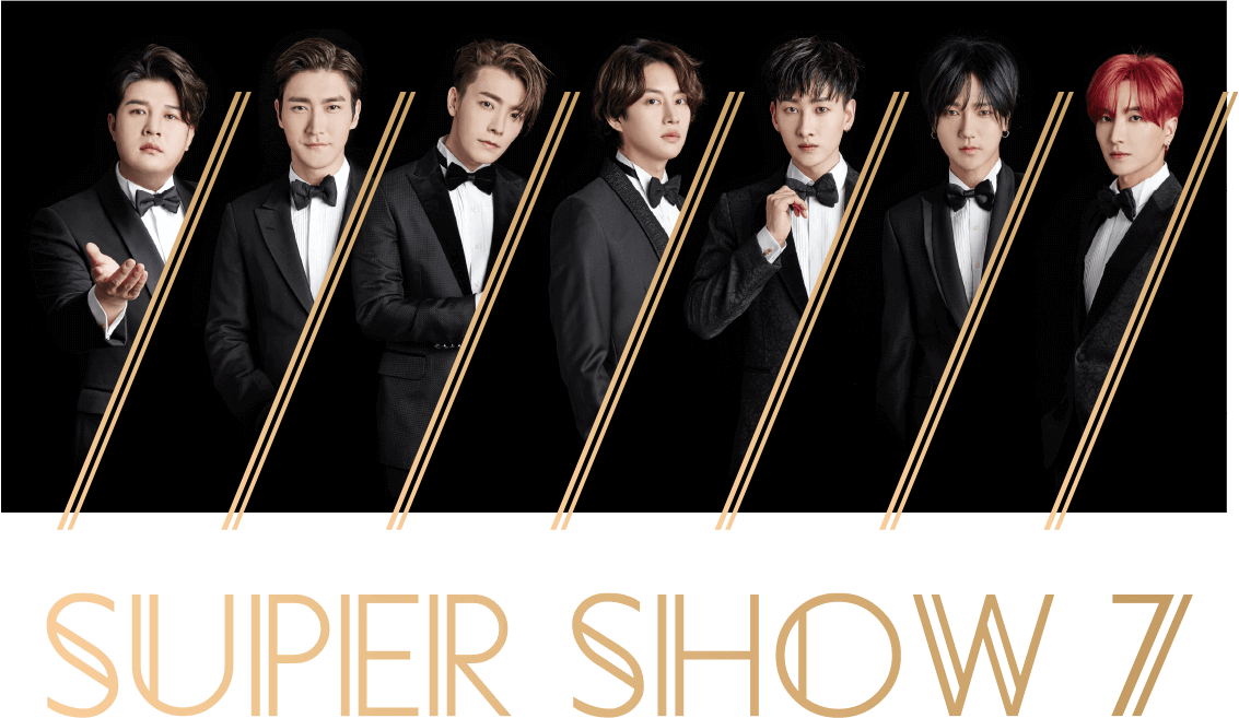 Super Junior en Chile - Entradas Super Show 7