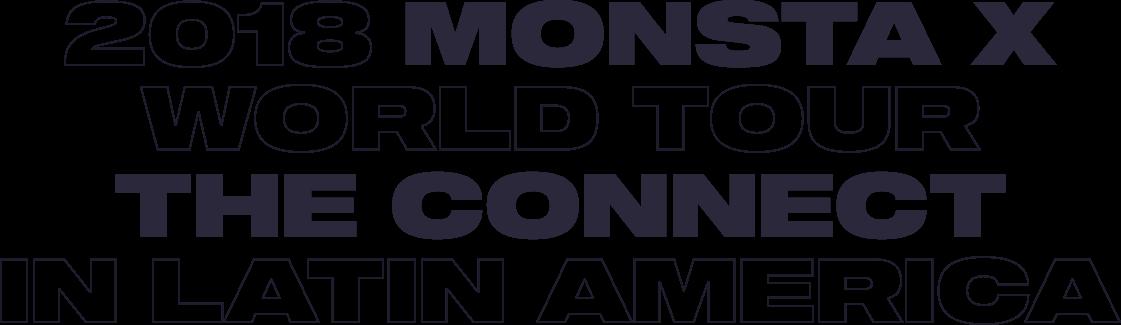 Monsta X World Tour Latin America Ticket