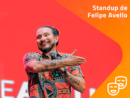 Stand Up de Felipe Avello