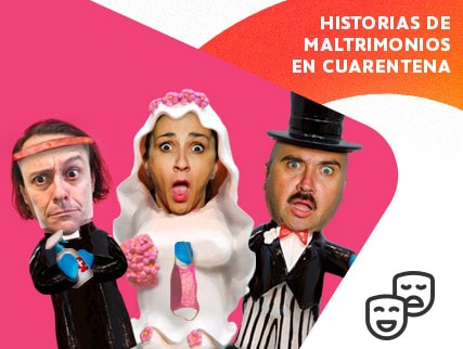 Historias de Maltrimonios en Cuarentena