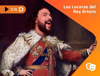 Arturo Ruíz-Tagle - Las Locuras del Rey Arturo
