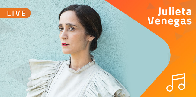 Julieta Venegas - Íntimo Live