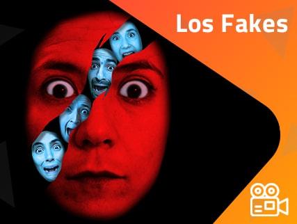 Los Fakes, la película
