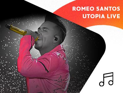 Romeo Santos - Utopia Live
