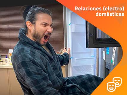 Felipe Avello Presenta - Relaciones (electro) domésticas