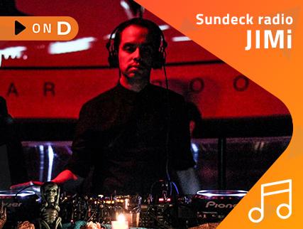 Sundeck Radio desde el Santa Lucía   JImi